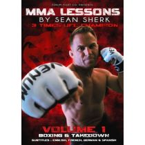 Venum MMA Lessons By Sean Sherk Vol 1