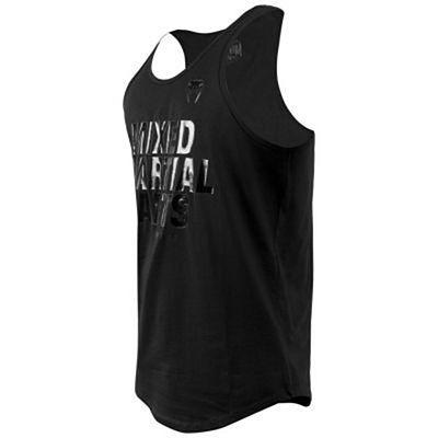 Venum MMA VT Tank Top Black-Black