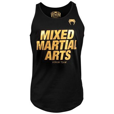 Venum MMA VT Tank Top Black-Gold