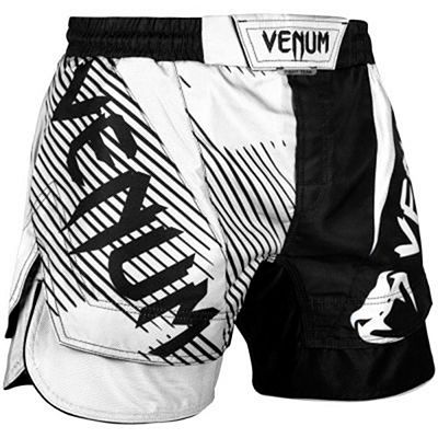 Venum NoGi 2.0 Fightshorts Black-White