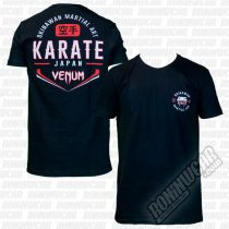 Venum Okinawa Honor Karate Negro
