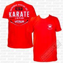 Venum Okinawa Honor Karate Red
