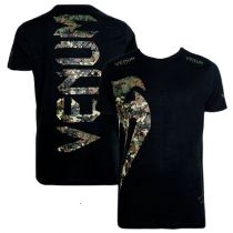 Venum Original Giant T-shirt - Jungle Camo Negro