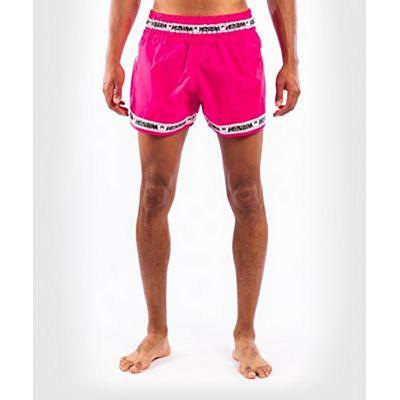 Venum Parachute Muay Thai Shorts Rosa-weiß