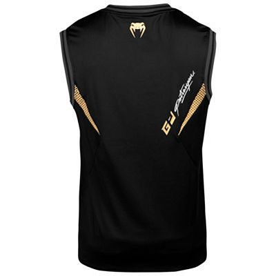 Venum Petrosyan Dry Tech Tank Top Black-Gold