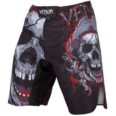 Venum Pirate 3.0 Fightshorts Negro-Rojo