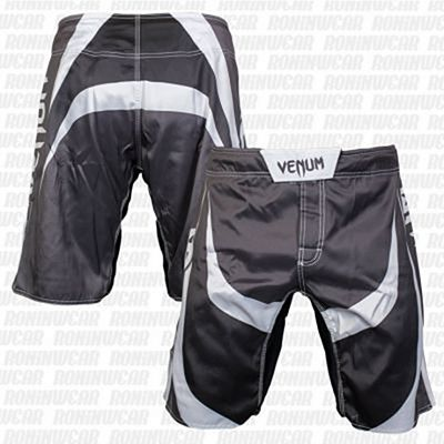 Venum Predator Fightshorts Black-White