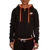 Venum Reef Hoody Negro-Naranja