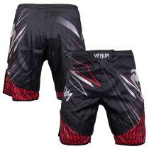 Venum Shockwave 4.0 Fightshorts Negro-Rojo