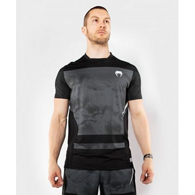 Venum Sky247 Dry Tech T-shirt Black-Grey