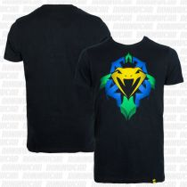 Venum Snake Shield T-shirt Negro