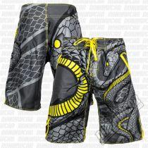 Venum Snaker Boardshorts Grey-Yellow