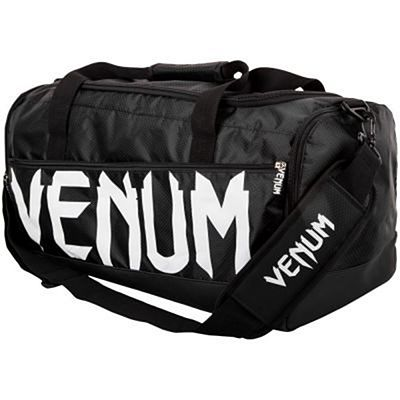 Venum Sparring Sport Bag Black-White