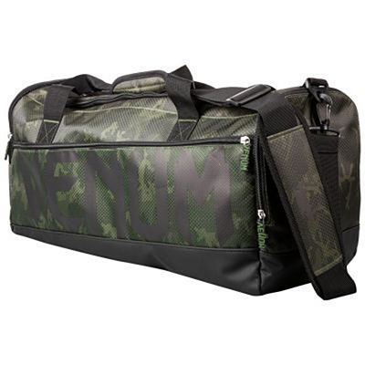 Venum Sparring Sport Bag Camo-Green