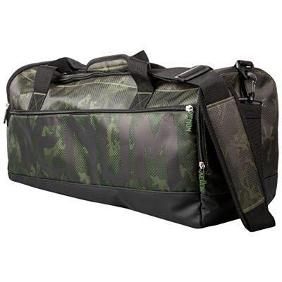 Venum Sparring Sport Bag Camo-Grön