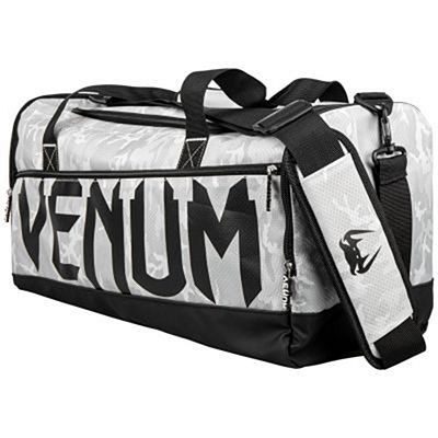Venum Sparring Sport Bag White-Black