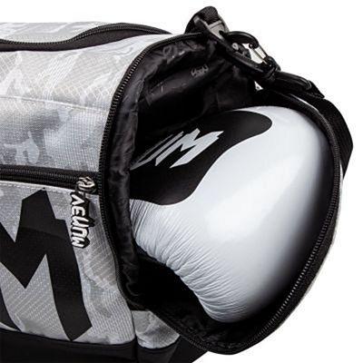 Venum Sparring Sport Bag White-Black
