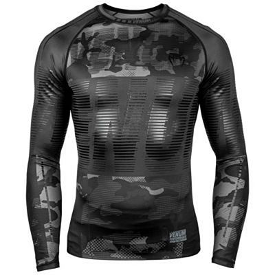 Venum Tactical Rashguard LS Black