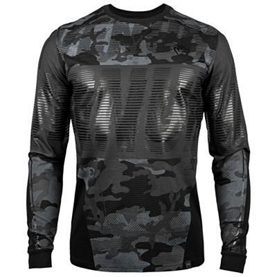 Venum Tactical T-shirt LS Black