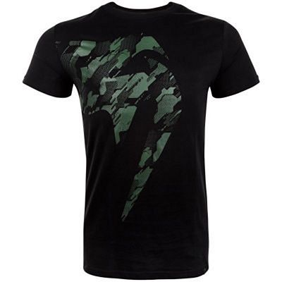 Venum Tecmo Giant T-shirt Green-Black