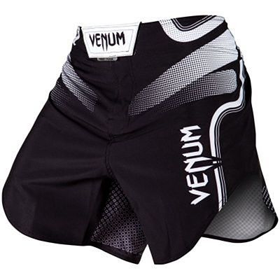 Venum Tempest 2.0 Fightshorts Black-White