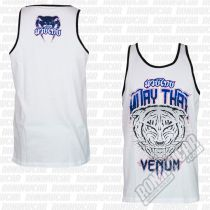 Venum Tiger King Tank Top Blanco
