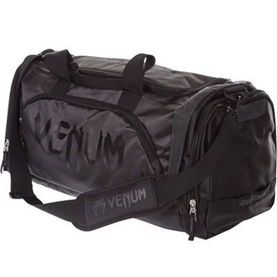 Venum Trainer Lite Sport Bag Black-Black