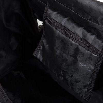 Venum Trainer Lite Sport Bag Black-Grey