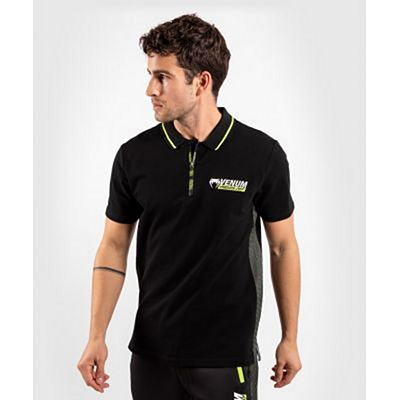 Venum Training Camp 3.0 Polo Noir