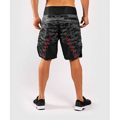 Venum Trooper Boardshorts Black-Red