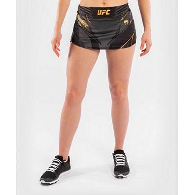 Venum UFC Authentic Fight Night Womens Short Black-Gold