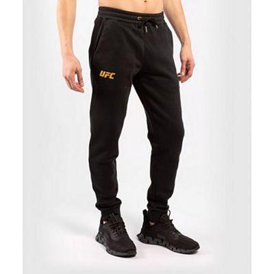 Venum UFC Replica Men's Pants Schwarz-Gold