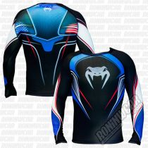 Venum USA Hero Compression T-shirt L/S