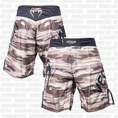 Venum Wave Fight Shorts Camo