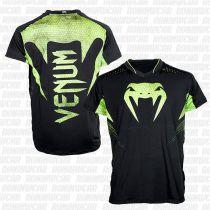 Venum X Fit Hurricane Amazonia T-shirt Negro-Verde