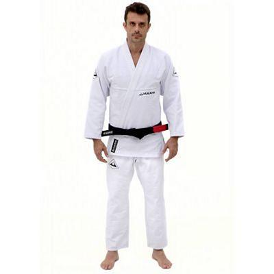 Vulkan Kimonos Pro Evolution White