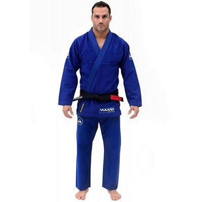 Vulkan Kimonos Neo Ultra Light BJJ Gi Blue