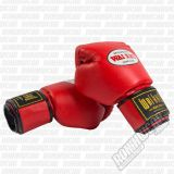 Wai Kru BGSP-02 PU Boxing Gloves Red