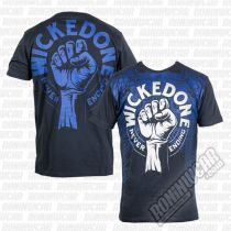 Wicked One Tee Never Ending Azul Marinho