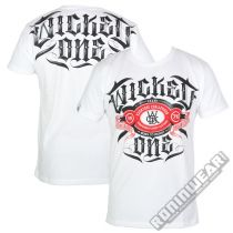 Wicked One Underground T-shirt Branco