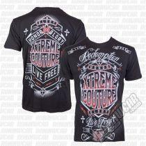 Xtreme Couture Elatus S/S Tee Negro