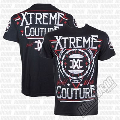 Xtreme Couture Patroclus S/S Tee Musta