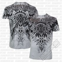 Xtreme Couture Spider Bite S/S Tee Silver