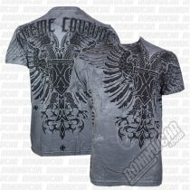 Xtreme Couture Viking God S/S Tee Charcoal