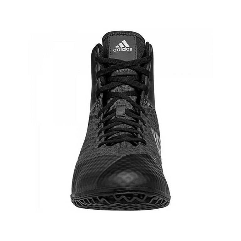 430aa4984b82ed adidas Mat Wizard 4 Wrestling Shoes Black-Black