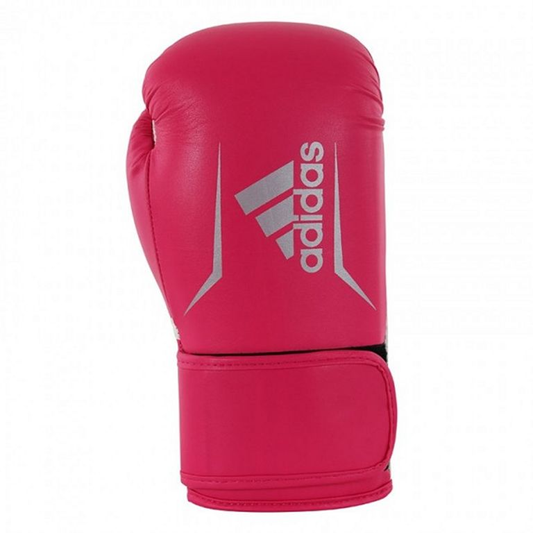 Adidas Speed 100 Boxing Gloves Womens Edition Rose