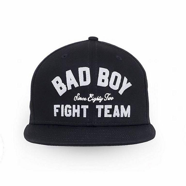 Bad Boy Fight Team Snapback Hat Svart 00214ff562268