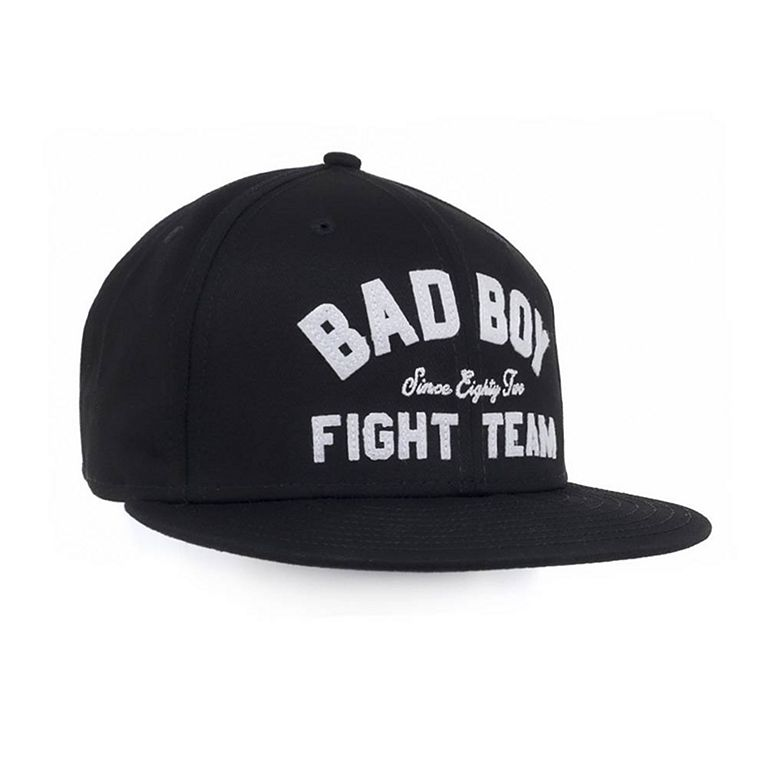 Bad Boy Fight Team Snapback Hat Preto 3622aa6696d