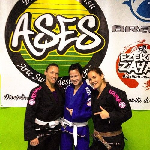 ASES girls - Valencia (Spain)