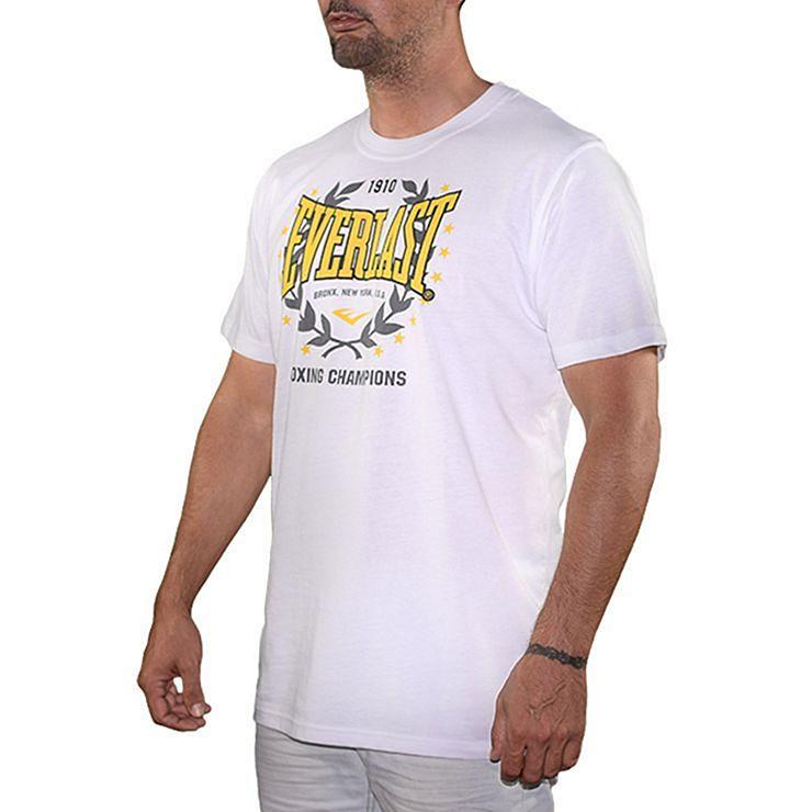 pretty nice sale retailer super specials Everlast Boxing Champions T-shirt Blanc